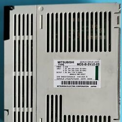 1pc Used Brand Mitsubishi Server Driver Mds-b-svj2-03 Tested Fully Fast Delivery