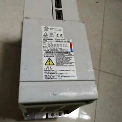 1pc Used Brand Mitsubishi Power Driver Mds-c1-cv-185 Tested Fully Fast Delivery