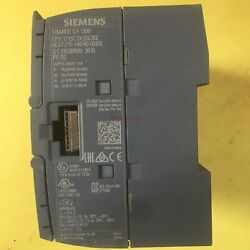 1pc Used Brand Siemens Controller 6es7 215-1ag40-0xb0 Tested Fully Fast Delivery