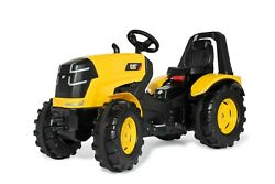 Rolly Toys Cat Rolly Xtrac Premium Ride On Pedal Tractor +3 Years Art640096