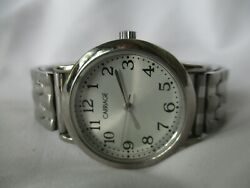 Carriage By Timex Analog Wristwatch With Water Resistance