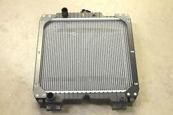 212001 Radiator For Case-ih Jx65-95 And Ford-nh Td60d-95d Tractor 5096073
