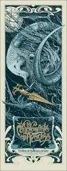 Panand039s Labyrinth By Aaron Horkey - Regular - S And N - Sold Out Mondo Print