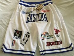 Just Don Eastern Conference All Star Shorts