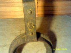 Antique 1891 Verona Tool Works Railroad Track Gauge 6483a 60 1/2 Inches