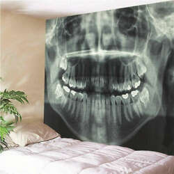 Projection Of Orangutan Face3d Wall Hang Cloth Tapestry Fabric Decorations Decor