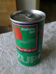Alabama 7-up Soda Error Can Pull Tabs Both Ends Never Opened Or Filled