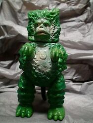 Vintage 1971 Bullmark Ultra Q Soft Vinyl Doll Garamon Figure Toy Collection Rare