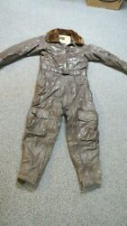 Wwii Suit Flying Electrically Leather Suit Us Navy M456a Colvinex Size 38