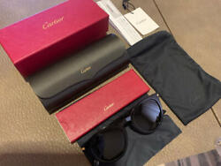Used Sunglasses Ladies Box Warranty Manual Case Glasses Cleaner