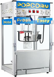 Great Northern 6210 Pop Heaven Commercial Quality Popcorn Popper Machine 12