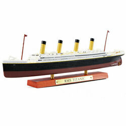 11200 Scale The Titanic Passenger Liner Steamship Alloy Plastic Ship Model Toy