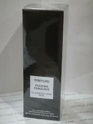 Tom Ford...fucking Fabulous All Over Body Spray 150 Ml Uncensored Version Sealed