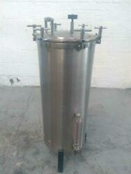 Sumi Model Sm-360-a Stainless Steel Vertical Autoclave-m11214