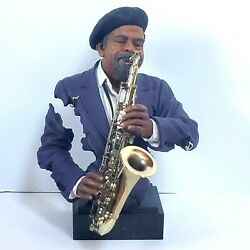 Willitts Design 2004 Sax Appeal Art Impressions All That Jazz Sculpture 62001