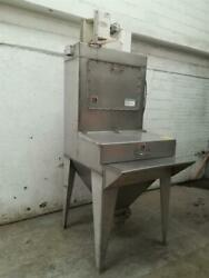 Mac Model Sb12 Stainless Steel Dust Collector-m80256