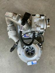 Detroi Diesel Holset Twin Turbo P/n 5498664 And 5498665 Mercedes Benz