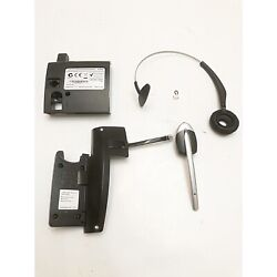 Mitel Cordless Headset Dect Kit Wireless Acc. Module And Charging Cradle 50005712