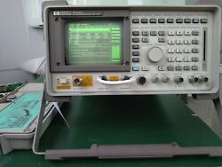 Hp Agilent 8920a Rf Communications Test Set 30mhz To 1ghz W/ Opt.102 103 Or 016