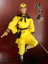 1/6 Journey To The West The Monkey King Action Figures Pvc Model Toy Collection