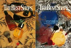 Perfumeriesthe Best Shops - Monographic Books Collection 2 Volumes 2 Tomos