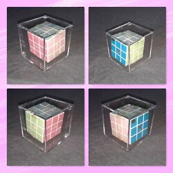 [rare] Grand Theft Auto Vice City Promotional Rubiks Cube 2002 Factory Sealed
