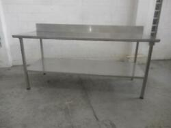 Stainless Steel Table-m11093