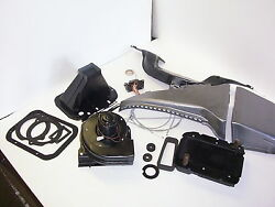 1957 Chevy Chevy Quality Restoration Of Deluxe Heater W/ Controller 210-belair