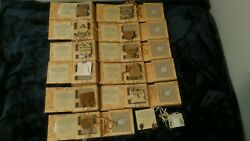 All 10 Lewis And Clark Commemorative Coin And Pouch Setsandnbsp