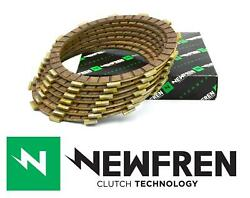 Newfren Oe Series Clutch Friction Plate Kit To Fit Ducati 800 Monster 03-05