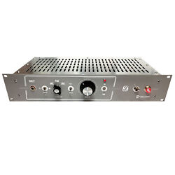 Electric And Company Ec6 Preamp Deluxe Version Of Classic Ec600/ampex 601