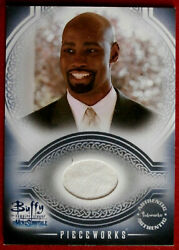 Buffy The Vampire Slayer - Authentic Show-worn Costume Card Pw5 - D B Woodside