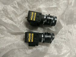 Keyence Cv-2100 High-speed Digital Machine Vision Whole Set/removed From Line