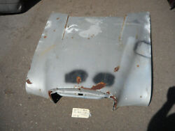 Mercedes Benz W111 High Grill Coupe Cabriolet Convertible Hood 1962-1969 Jt- 66