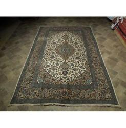 7x10 Authentic Hand Knotted Semi-antique Rug B-73913