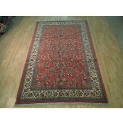 7x11 Authentic Hand Knotted Fine Oriental Rug B-72760