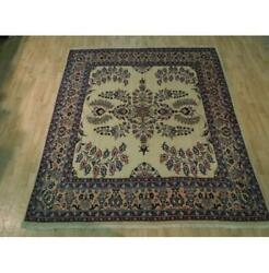 7x8 Authentic Hand Knotted Fine Lilihan Rug B-72433
