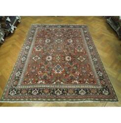 8x10 Authentic Hand Knotted Semi-antique Rug Pix-23650