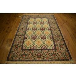 5x7 Authentic Hand Knotted Rug La-53352