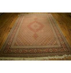 Wool And Silk 400 Kpsi 7x10 Authentic Hand Knotted Rug La-52823