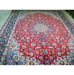 Fascinating 10x15 Authentic Hand Knotted Rug Pix-7850