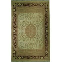 Fascinating 10x15 Authentic Handmade Vegetable Dyed Rug Pix-17210
