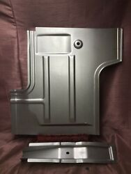 1957 1958 1959 1960 Ford Pick-up Truck Floor Pan Front Cab Mount Passenger Side