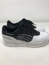 "Asics Gel Lyte III ""Oreo Pack Black"" 2016 3 Black White Athletic"