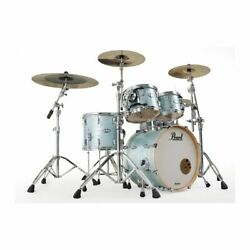 Pearl Masters Maple Reserve Shellset Ice Blue Oyster 22/10/12/16 Showroom Model