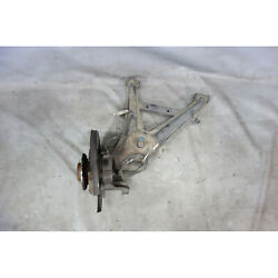 1998-2002 Bmw Z3 M Roadster Coupe Left Rear Trailing Control Arm Wheel Bearing