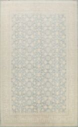 Vegetable Dye Classic Khotan Oriental Area Rug Hand-knotted Large Carpet 10x13