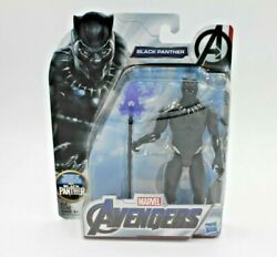 BLACK PANTHER MARVEL AVENGERS ENDGAME 6quot; INCH Action Figure