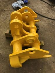 Genuine Jcb Front Quick Hitch Carriage