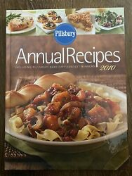 Vintage 2010 Pillsbury Annual Recipes Cookbook Cooking Cook Book